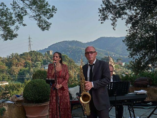Il matrimonio di Marco e Maria Elisa  a Sestri Levante, Genova 13