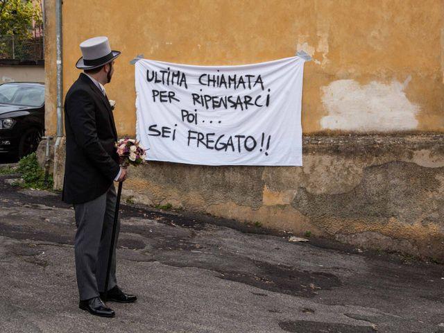 Il matrimonio di Mirco e Giulia a Carrara, Massa Carrara 4