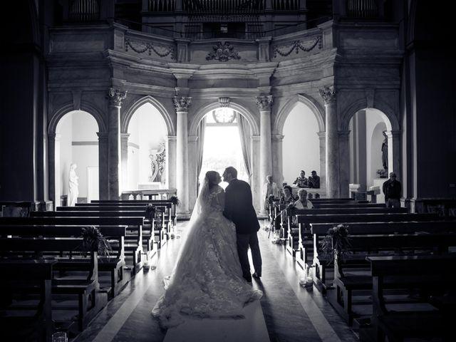 Il matrimonio di Mirco e Giulia a Carrara, Massa Carrara 1