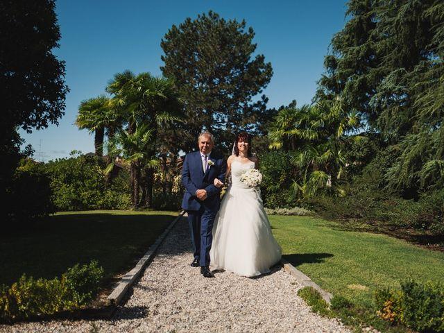 Il matrimonio di Fabio e Francesca a Gattico, Novara 11