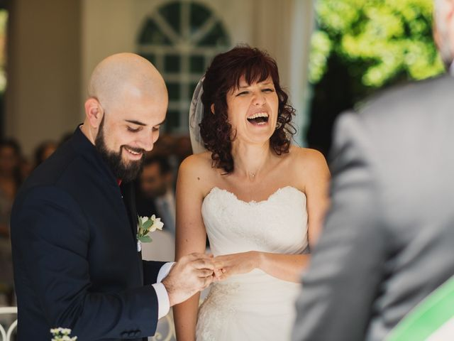 Il matrimonio di Fabio e Francesca a Gattico, Novara 12