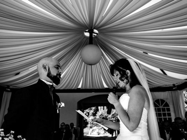 Il matrimonio di Fabio e Francesca a Gattico, Novara 13
