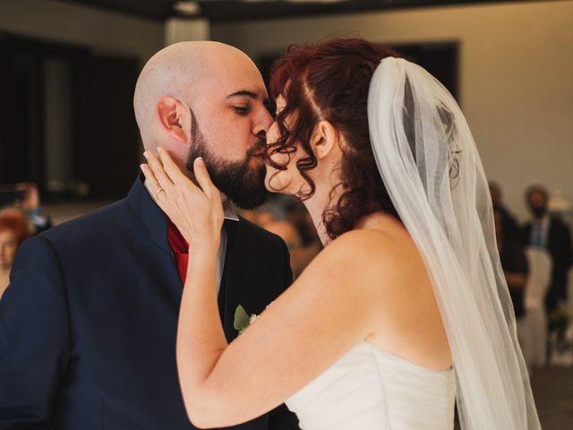 Il matrimonio di Fabio e Francesca a Gattico, Novara 14