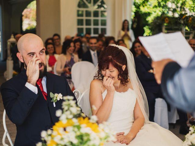 Il matrimonio di Fabio e Francesca a Gattico, Novara 15