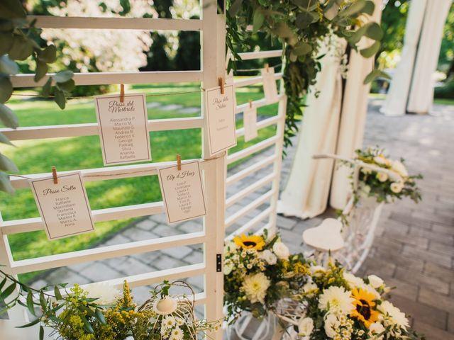 Il matrimonio di Fabio e Francesca a Gattico, Novara 22