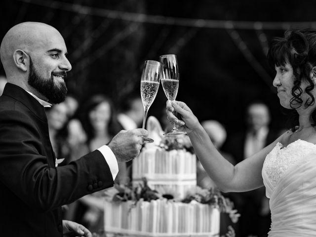 Il matrimonio di Fabio e Francesca a Gattico, Novara 28