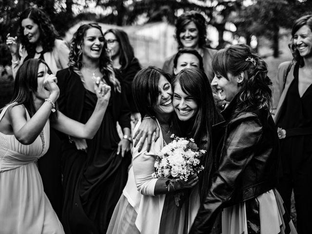 Il matrimonio di Fabio e Francesca a Gattico, Novara 30
