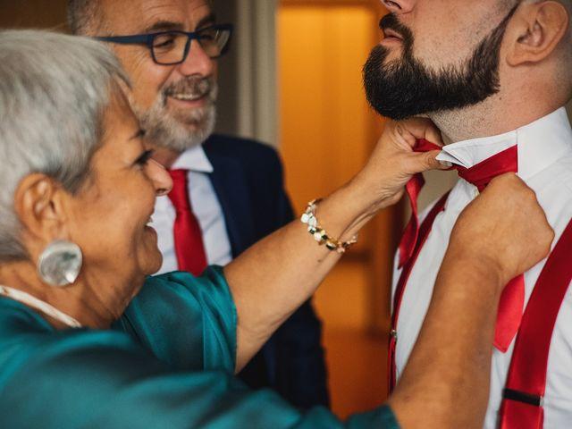 Il matrimonio di Fabio e Francesca a Gattico, Novara 31