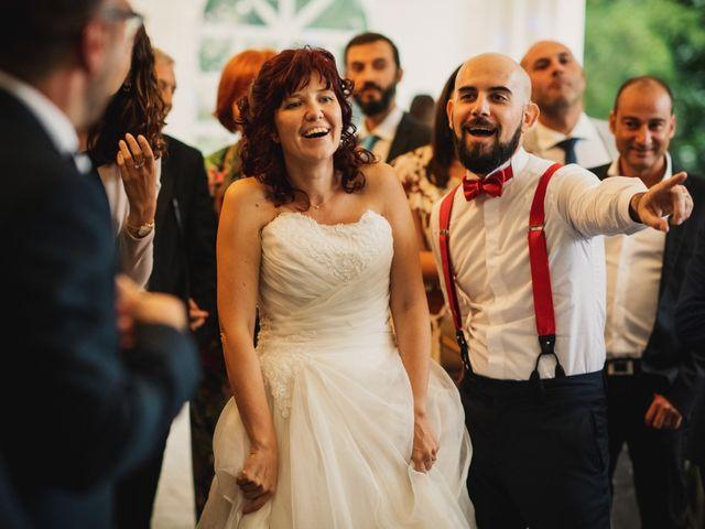 Il matrimonio di Fabio e Francesca a Gattico, Novara 35