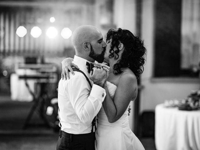 Il matrimonio di Fabio e Francesca a Gattico, Novara 36