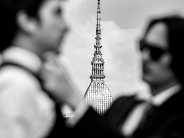 Il matrimonio di Marco e Chiara a Torino, Torino 4