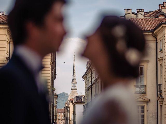 Il matrimonio di Marco e Chiara a Torino, Torino 27