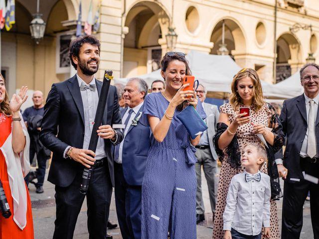 Il matrimonio di Marco e Chiara a Torino, Torino 33