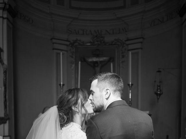 Il matrimonio di Francesco e Giulia a Asti, Asti 44
