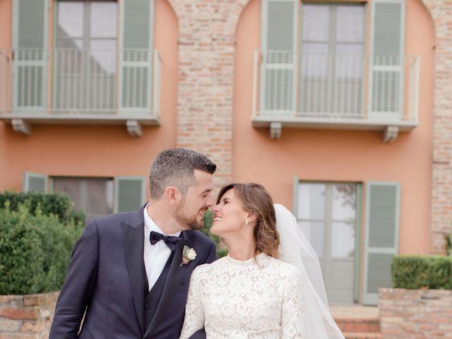 Il matrimonio di Francesco e Giulia a Asti, Asti 49
