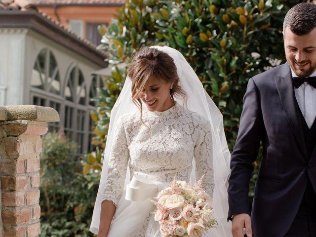Il matrimonio di Francesco e Giulia a Asti, Asti 51