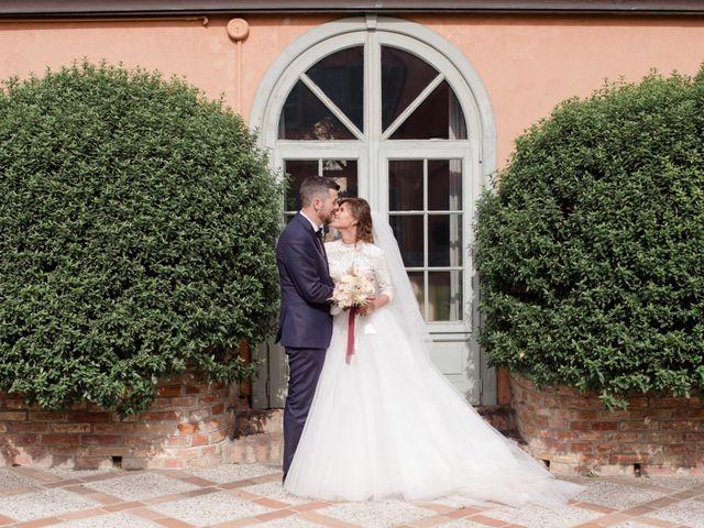 Il matrimonio di Francesco e Giulia a Asti, Asti 52