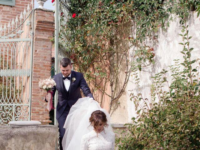 Il matrimonio di Francesco e Giulia a Asti, Asti 57