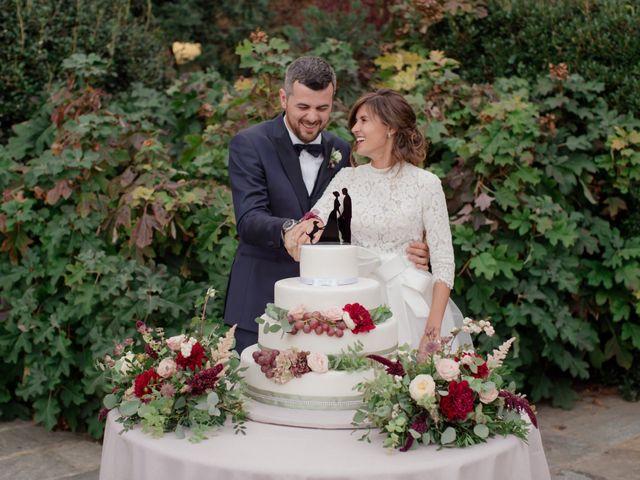 Il matrimonio di Francesco e Giulia a Asti, Asti 79