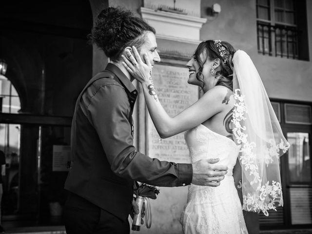 Il matrimonio di Giovanni e Mariachiara a Cesena, Forlì-Cesena 7