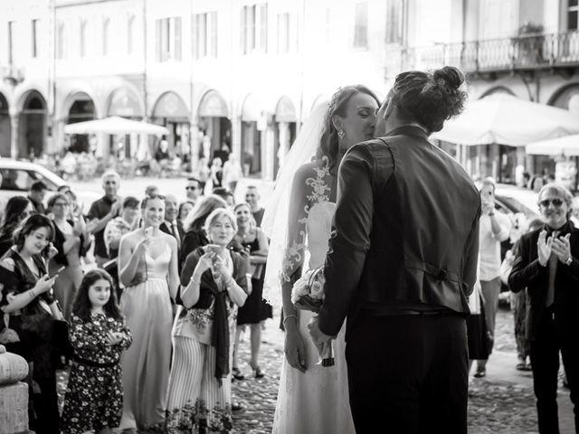 Il matrimonio di Giovanni e Mariachiara a Cesena, Forlì-Cesena 1
