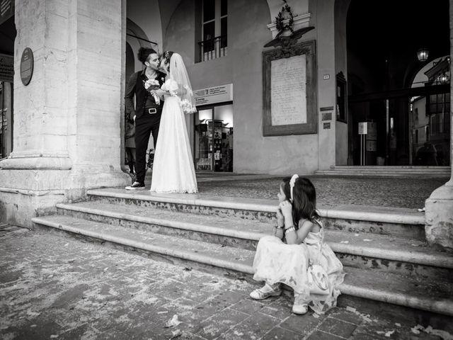Il matrimonio di Giovanni e Mariachiara a Cesena, Forlì-Cesena 10