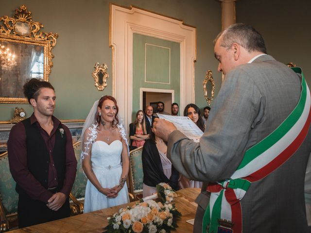 Il matrimonio di Giovanni e Mariachiara a Cesena, Forlì-Cesena 14