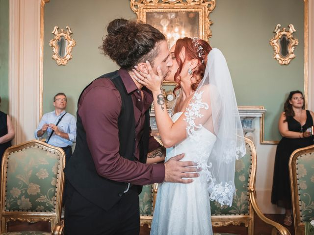 Il matrimonio di Giovanni e Mariachiara a Cesena, Forlì-Cesena 19