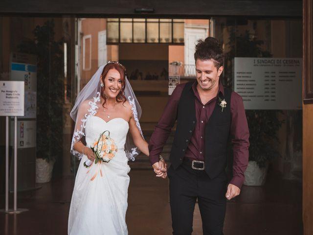 Il matrimonio di Giovanni e Mariachiara a Cesena, Forlì-Cesena 21