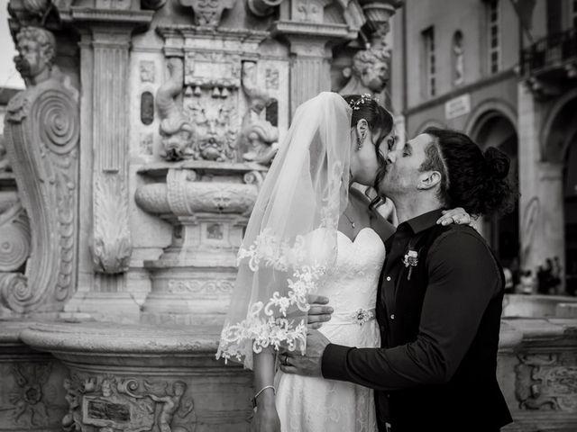 Il matrimonio di Giovanni e Mariachiara a Cesena, Forlì-Cesena 2
