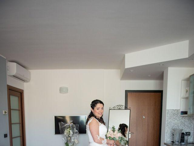 Il matrimonio di Alberto e Claudia a San Giuliano Milanese, Milano 7