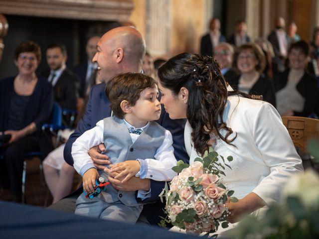 Il matrimonio di Alberto e Claudia a San Giuliano Milanese, Milano 1