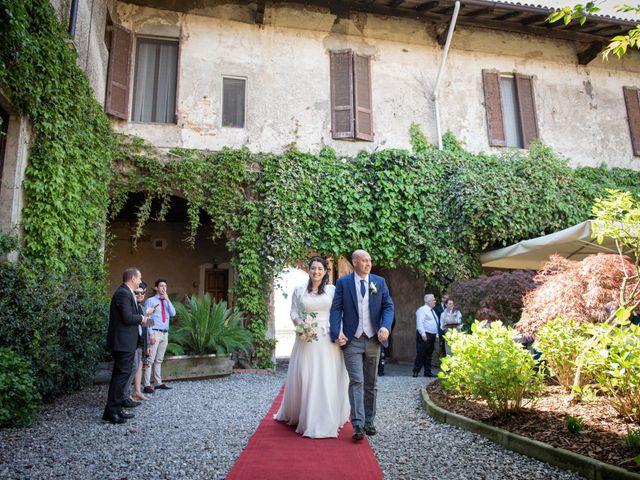 Il matrimonio di Alberto e Claudia a San Giuliano Milanese, Milano 11