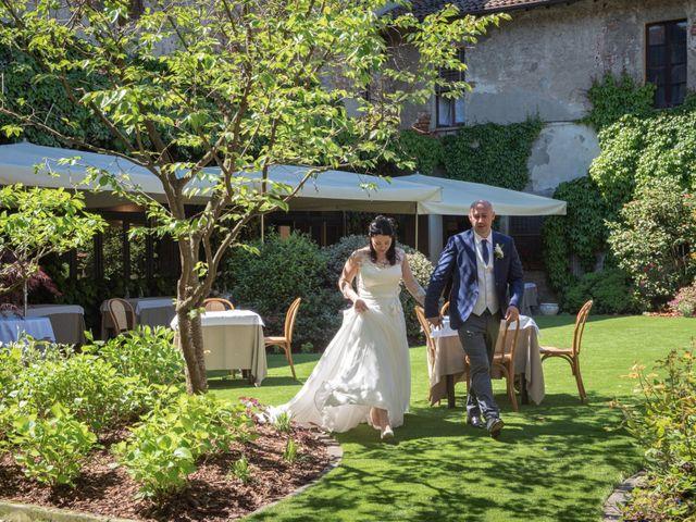 Il matrimonio di Alberto e Claudia a San Giuliano Milanese, Milano 12