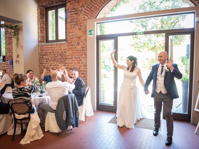 Il matrimonio di Alberto e Claudia a San Giuliano Milanese, Milano 13