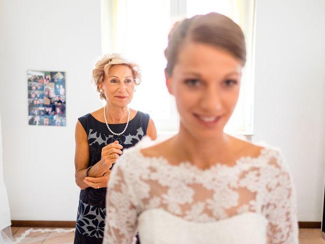 Il matrimonio di Mattia e Maria Giulia a Verona, Verona 5