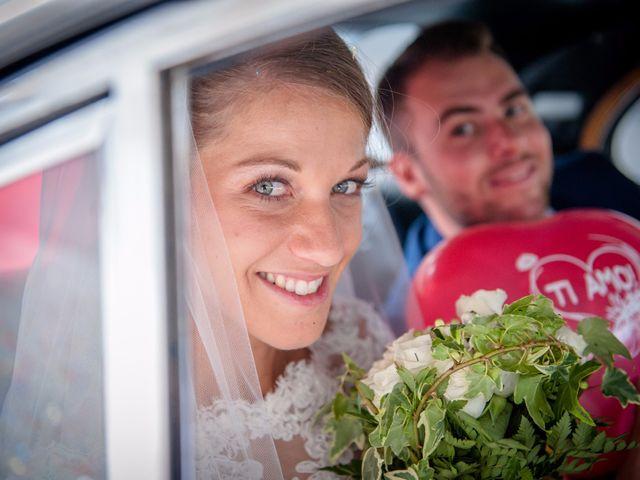 Il matrimonio di Mattia e Maria Giulia a Verona, Verona 20