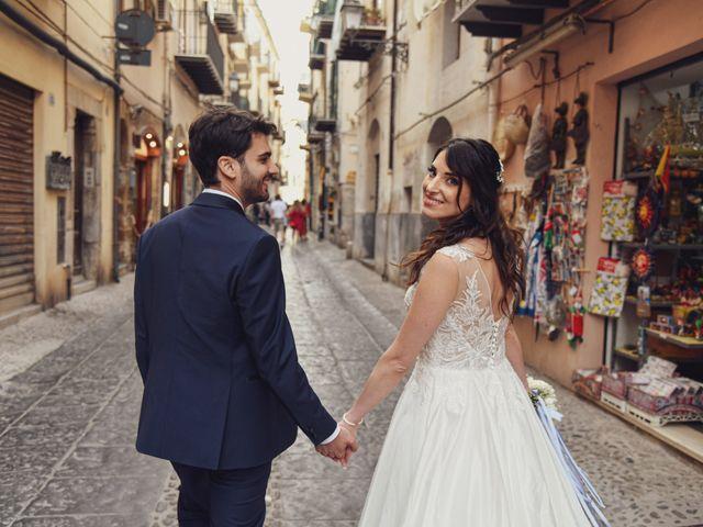 Le nozze di Gessica e Andrea