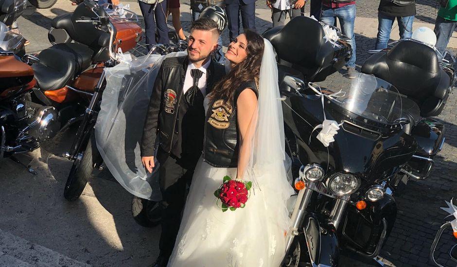 Il matrimonio di Christian e Francesca a Roma, Roma