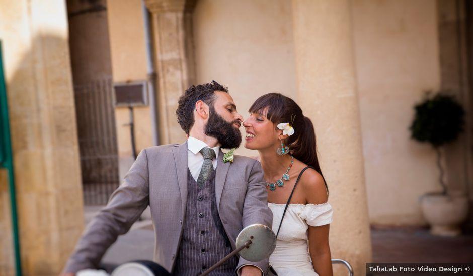 Il matrimonio di Marco e Chiara a Marsala, Trapani