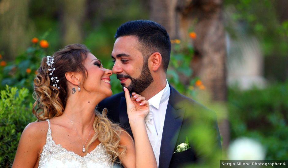 Il matrimonio di Ferdinando e Alessia a Palermo, Palermo