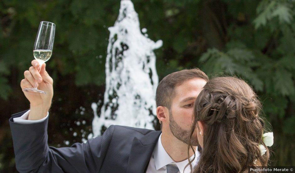 Il matrimonio di Francesco e Chiara a Merate, Lecco