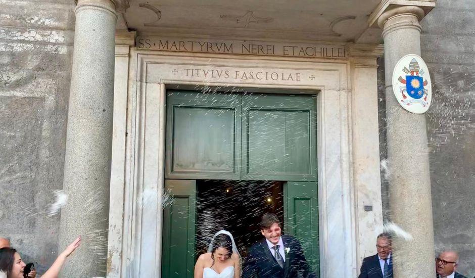 Il matrimonio di Christian e Giulia a Roma, Roma