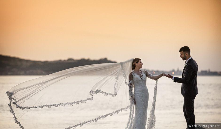 Il matrimonio di Giorgio e Rosaria a Villa San Giovanni, Reggio Calabria