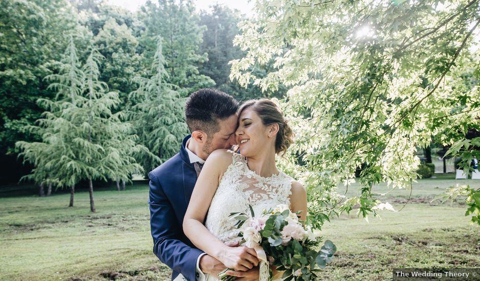 Il matrimonio di Mirko e Elena a Varese, Varese