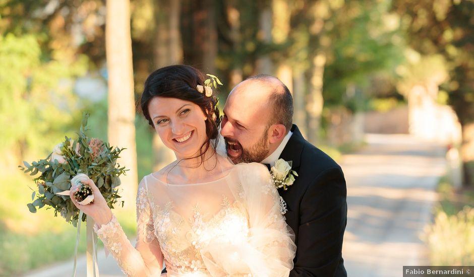 Il matrimonio di Francesco e Serena a Firenze, Firenze