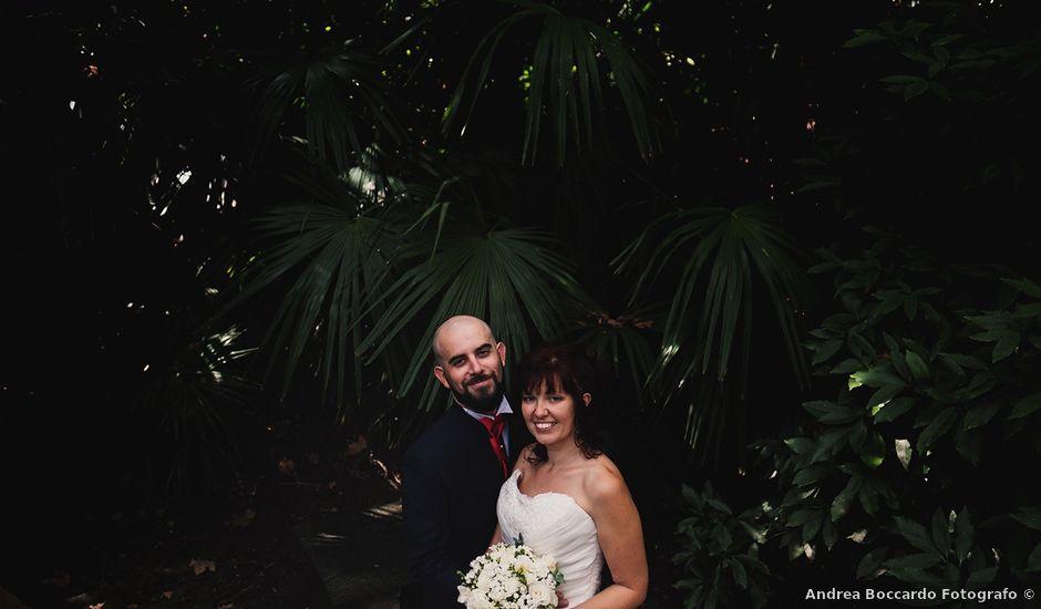 Il matrimonio di Fabio e Francesca a Gattico, Novara