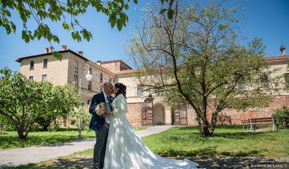 Il matrimonio di Alberto e Claudia a San Giuliano Milanese, Milano