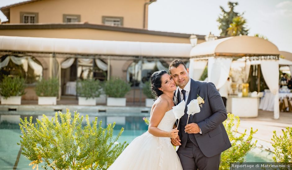 Il matrimonio di Giuseppe e Melissa a Ladispoli, Roma