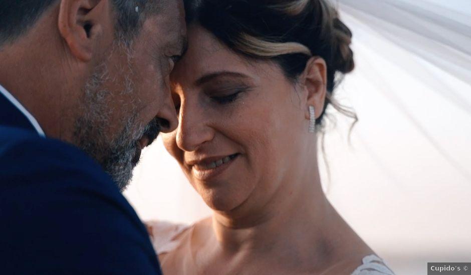 Il matrimonio di Salvatore e Lucia a Dolo, Venezia